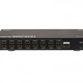 1X16 HDMI® Splitter w/ 3D Support - Free Shipping in Canada